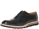 Cole Haan - Christy Wedge Plain Oxford (Black) - Footwear