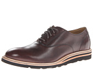 Cole Haan - Christy Wedge Plain Oxford (Chestnut) - Footwear