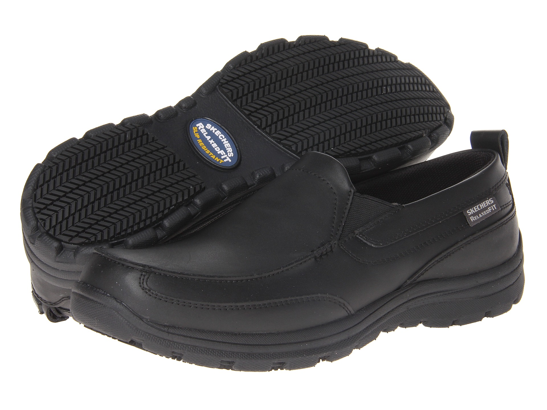 SKECHERS Work Hobbes - Zappos.com Free Shipping BOTH Ways