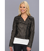 Sam Edelman - Circus by Sam Edelman Faux Leather Moto Jacket