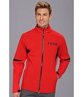 IZOD - Long Sleeve Waterproof Full Zip Golf Jacket