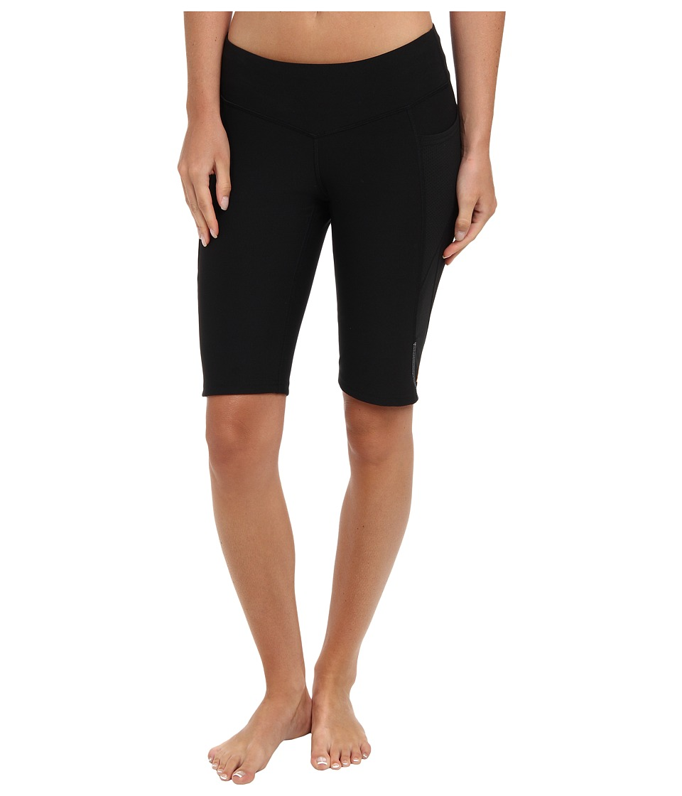 Lucy Endurance Long Run Short Lucy Black 2 Womens Shorts