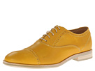 JD Fisk - Gamble (Yellow) - Footwear