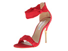 David Tutera - Pretty (Red Satin) - Footwear
