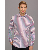 Moods of Norway - Classic Fit Kristian Vik Dandy Stripe Shirt