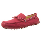 Cole Haan - Grant Canoe Camp Moc (Tango Red Canvas)