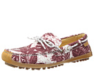 Cole Haan - Grant Canoe Camp Moc (Tawny Port Tropical Print Canvas)