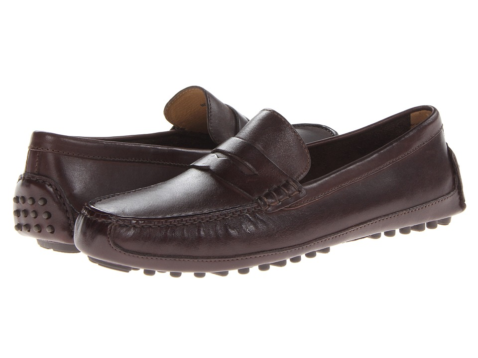 Cole Haan - Grant Canoe Penny (T Moro) Mens Slip on  Shoes