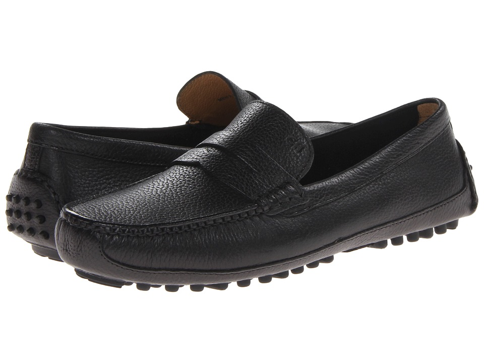 Cole Haan Grant Canoe Penny (Black) Men