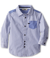 Armani Junior - Striped Button Down (Infant)