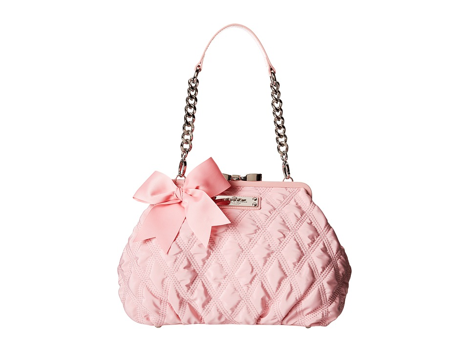 My Flat In London - Madison Frame Bag (Pink) Handbags