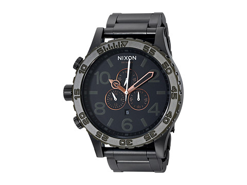 Nixon The 51-30 Chrono - The Industrial Craft Collection