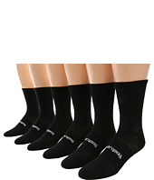 Feetures - High Performance Ultra Light Crew 6-Pair Pack