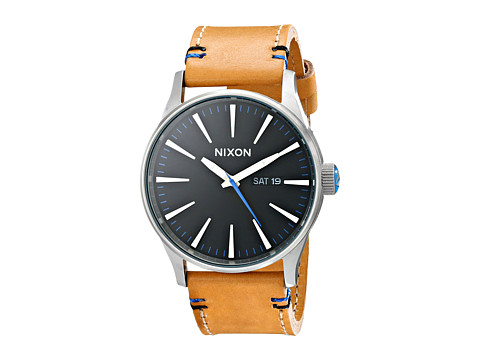 Nixon The Sentry Leather - The Naturel Collection