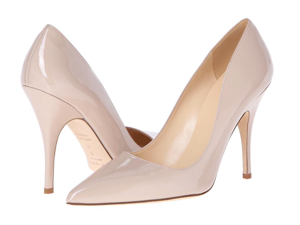Kate Spade New York Licorice (Powder Patent) High Heel Shoes