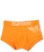 Emporio Armani  Big Eagle Stretch Cotton Boxer Brief  image