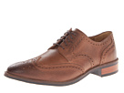 Cole Haan - Lennox Hill Wingtip (Brown Milled) - Footwear
