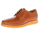 Cole Haan - Lunargrand Long Wingtip (Camello/Sunrise) - Footwear