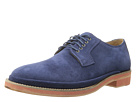 Cole Haan - South ST Plain Toe (Navy Suede/Brick) - Footwear