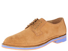 Cole Haan - South ST Plain Toe (Safari Suede/Ultramarine) - Footwear