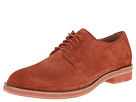Cole Haan - South ST Plain Toe (Burnt Henna Suede/Brick) - Footwear