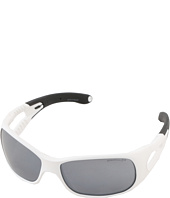 Julbo Eyewear - Trainer L Kids Sunglasses, White/Black w/ Spectron 3 Lenses (6-10 Years)