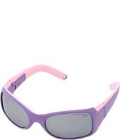 Julbo Eyewear - Booba Toddler Sunglasses, Violet/Pink w/ Baby Spectron 4 Lenses (4-6 Years)