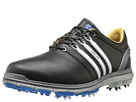 adidas Golf - pure 360 (Black/Running White/Samba Blue) -