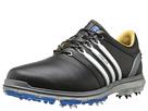 adidas Golf - pure 360 (Black/Running White/Samba Blue) -