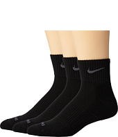 Nike - Dri-FIT Cushion Quarter 3 Pack