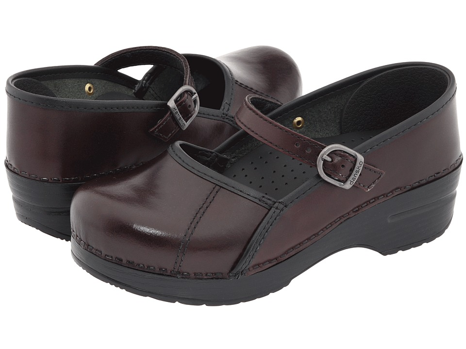 Dansko - Marcelle (Cordovan Cabrio) Womens Maryjane Shoes