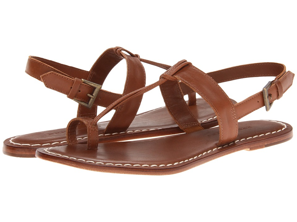 Bernardo Maverick (Luggage Nappa) Sandals