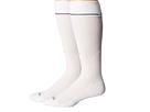 Nike 2 Pair Pack Baseball Sock (White/Neutral Grey)