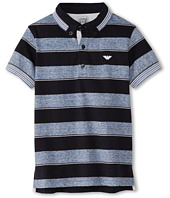 Armani Junior - S/S Polo (Toddler/Little Kids/Big Kids)
