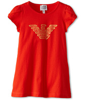 Armani Junior - S/S Cap Tee (Toddler/Little Kids/Big Kids)