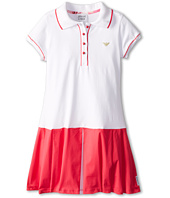 Armani Junior - Tennis Dress With Pink Skirt (Toddler/Little Kids/Big Kids)