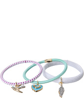 Juicy Couture - Set of 3 Hair Elastics
