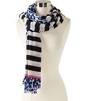 Juicy Couture - Power Clash Feather Scarf