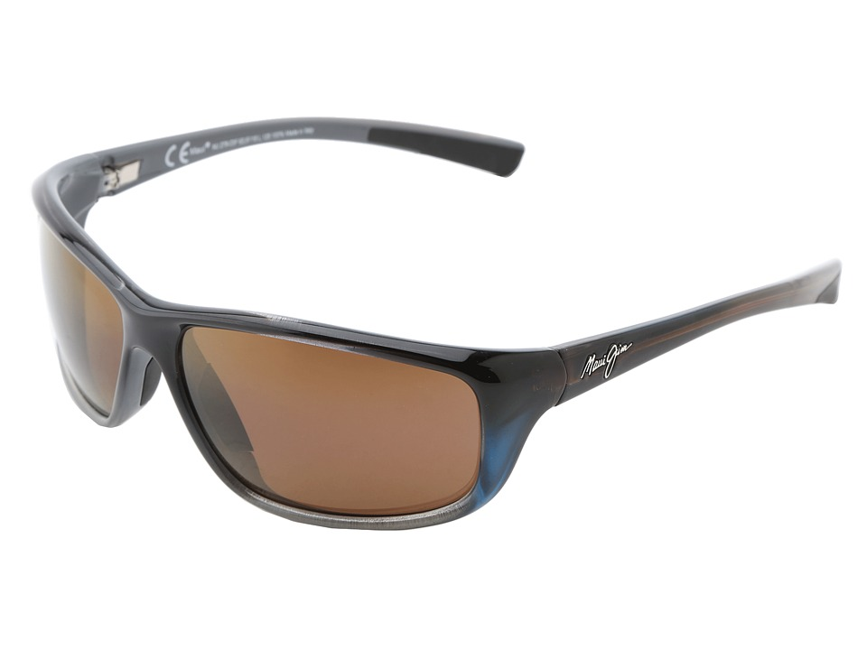 Maui Jim - Spartan Reef (Marlin/HCL Bronze) Polarized Sport Sunglasses