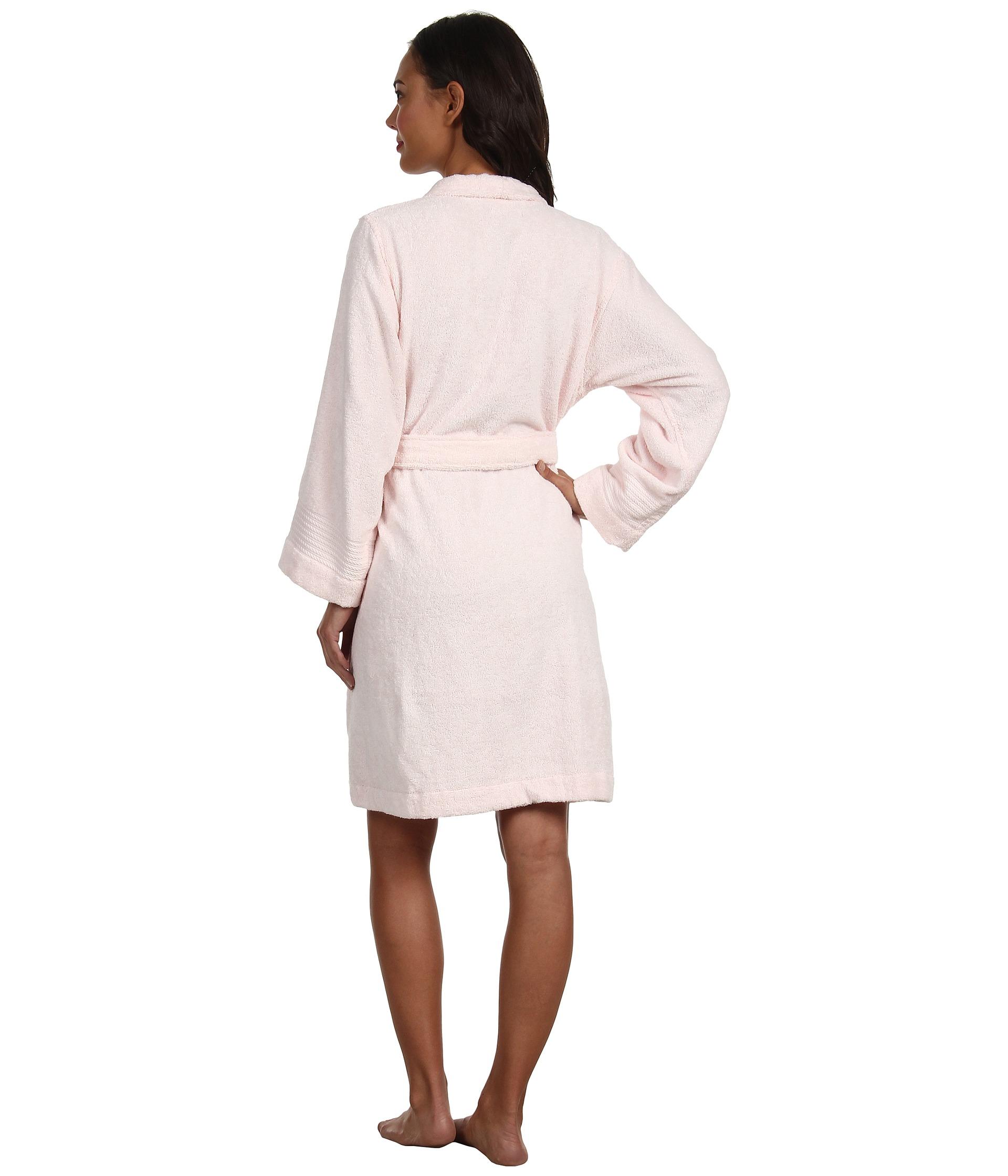 lauren ralph lauren greenwich woven terry robe at. Black Bedroom Furniture Sets. Home Design Ideas