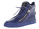 Giuseppe Zanotti - RDS469 London (Blue) - Footwear