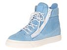 Giuseppe Zanotti - RDS483 51807 London (Light Blue) - Footwear