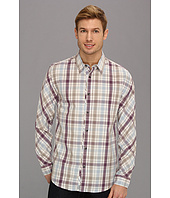 DKNY Jeans - L/S Roadmap Plaid Shirt - Casual Press