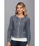 Tommy Bahama - Chambray Seamed Jacket