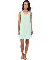 LAUREN by Ralph Lauren - Gatsby Wovens Short Nightgown