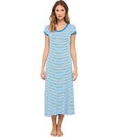 LAUREN by Ralph Lauren - Essentials S/S Scoop Neck Long Nightgown