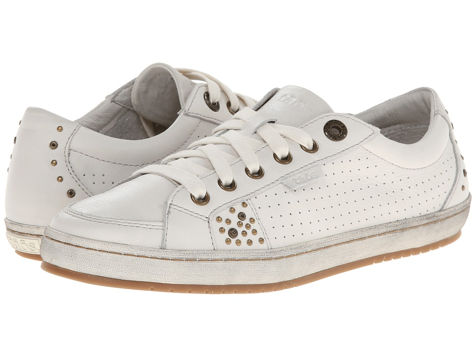 Taos Footwear Freedom (White) Women