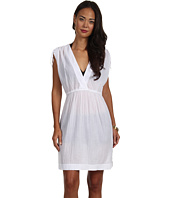 LAUREN Ralph Lauren - Crushed Cotton Farrah Dress Cover-Up