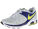 Nike - Air Max Run Lite 5 (Pure Platinum/Deep Royal Blue/White/Venom Green)