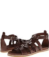 Dolce & Gabbana - Leather Sandal w/Buckle (Little Kid/Big Kid)